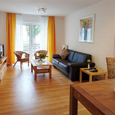 Apartment-Beispiel